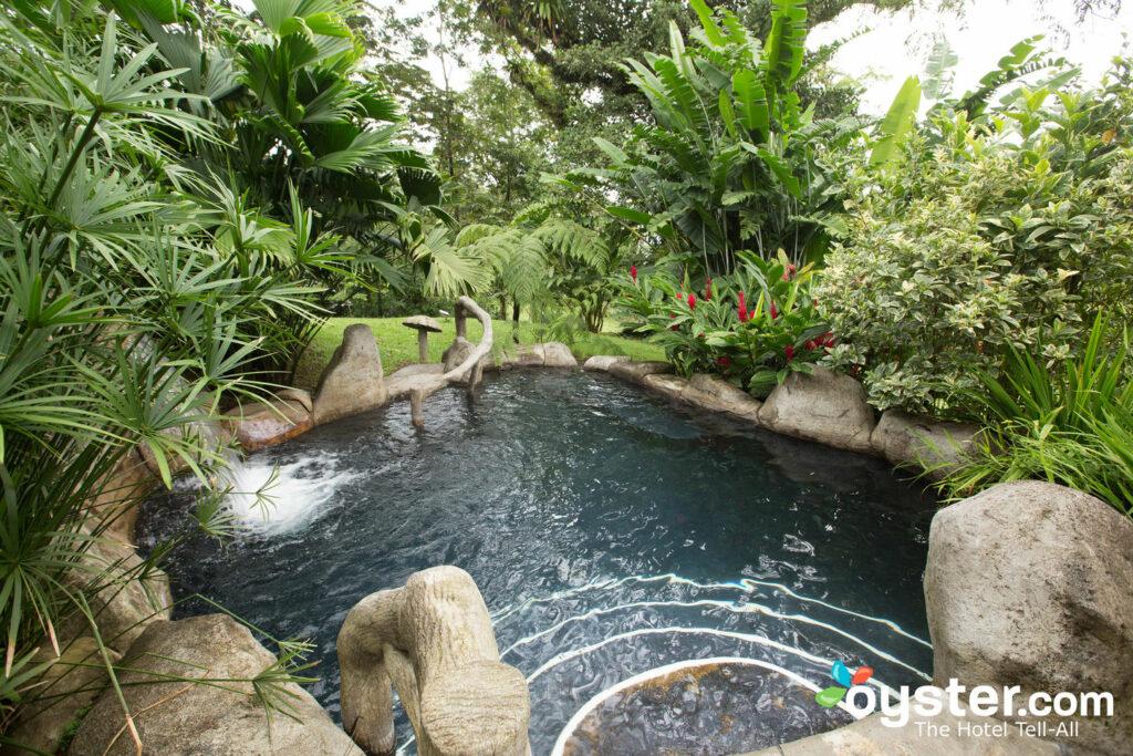 Hot Springs all'Hotel El Silencio del Campo / Oyster