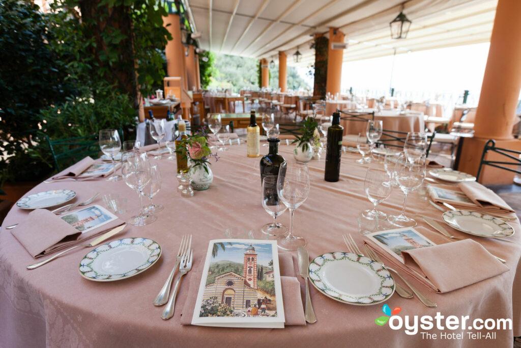 Restaurant La Terrazza im Belmond Hotel Splendido, Portofino / Oyster