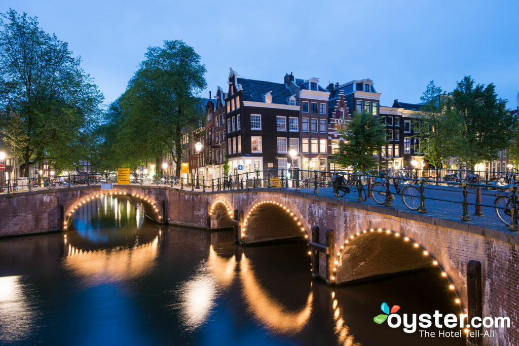 Amsterdam / Ostra
