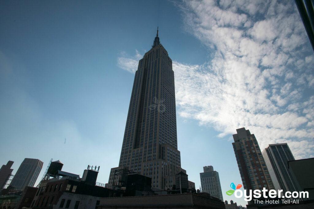Empire State Building, Nova Iorque / Ostra
