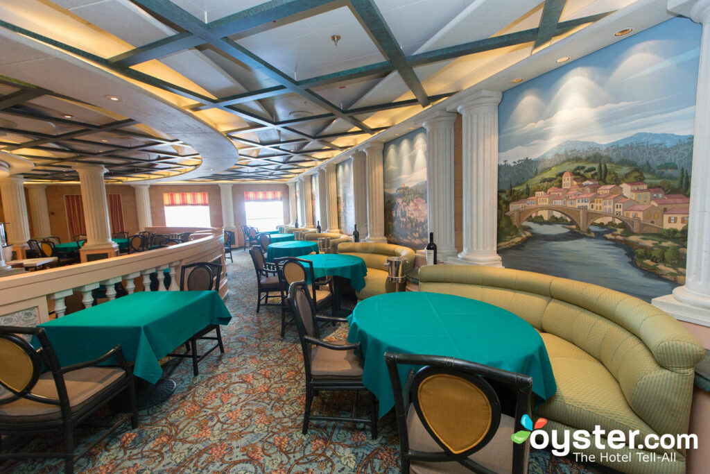 Sabatini's on Caribbean Princess / Oyster