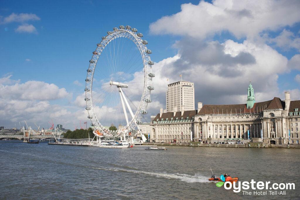 London Eye / Oyster