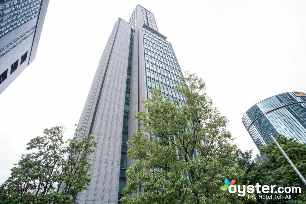 Mitsui Garden Hotel Ginza Premier / Oyster