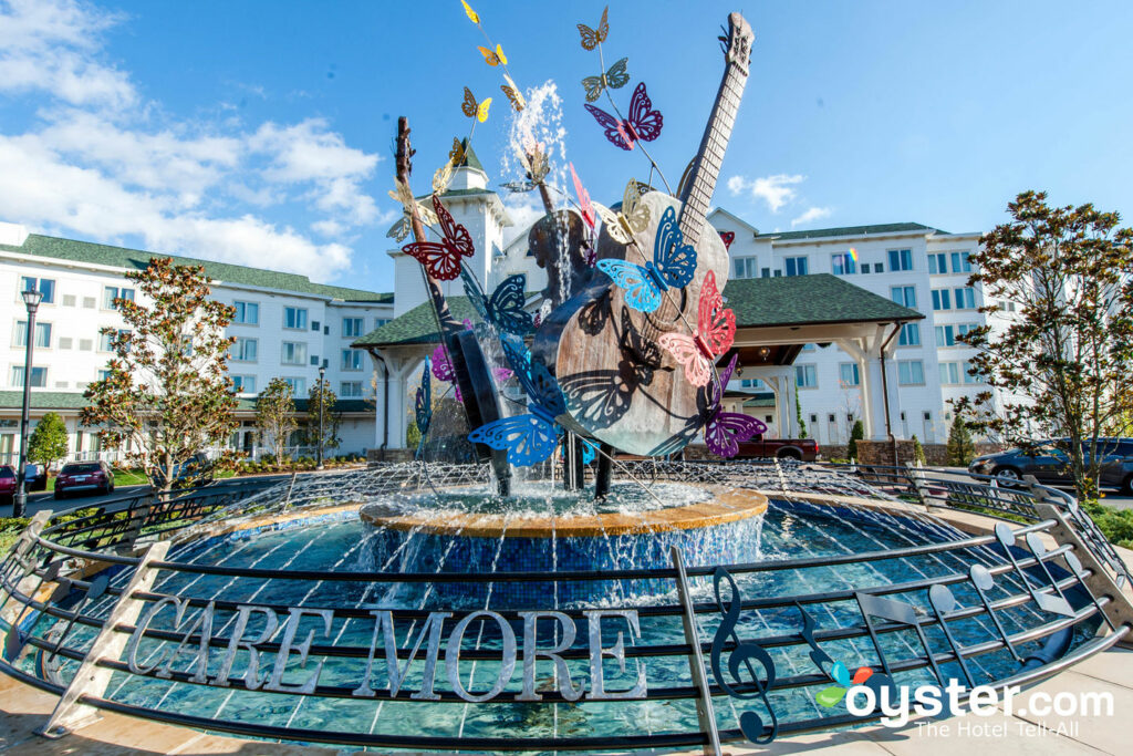 Dollywood's DreamMore Resort and Spa, Pigeon Forge/Oyster