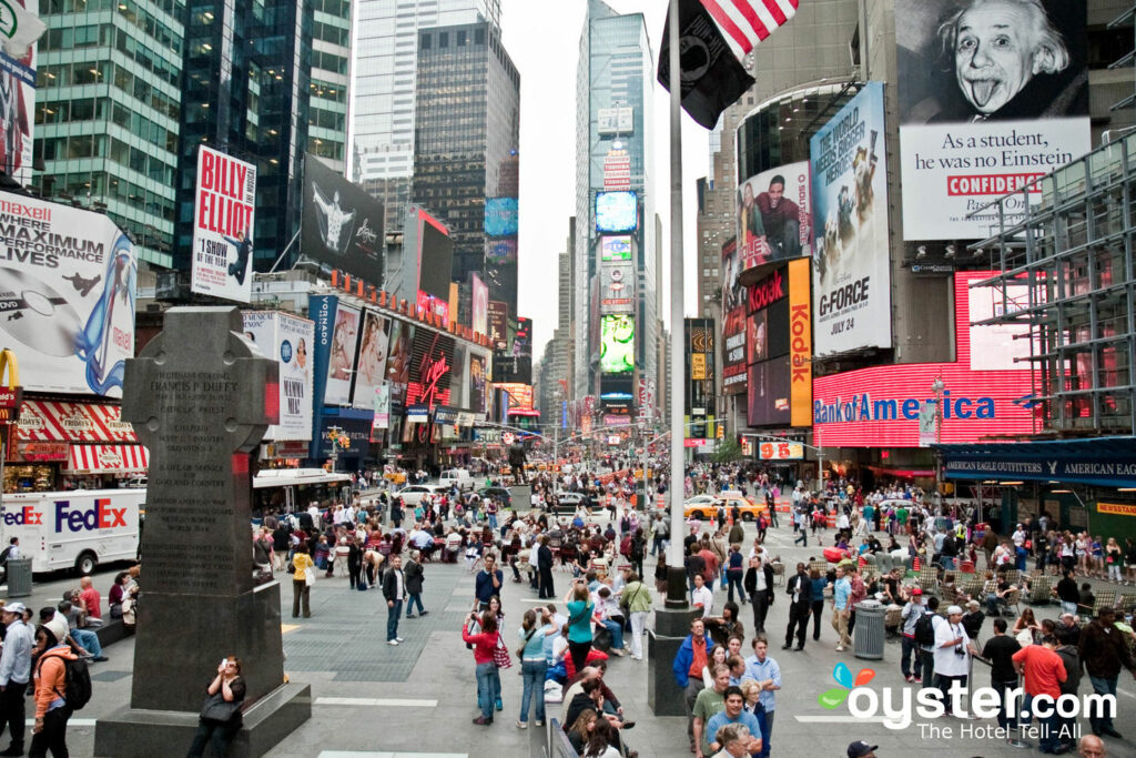 Times Square/Oyster