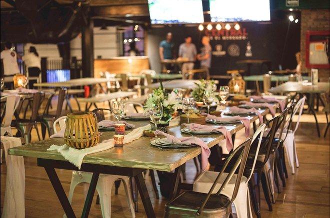 El Merkado equilibra tradizionale e fresco in un'ambientazione gastronomica alla moda / TripAdvisor