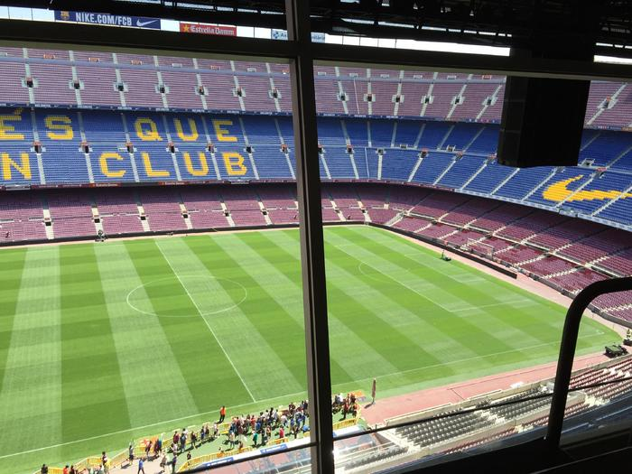 Camp Nou Experience and Museum Admission Ticket/Viator