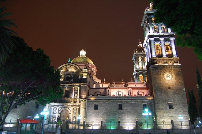 Catedral de Puebla; Russ Bowling / Flickr
