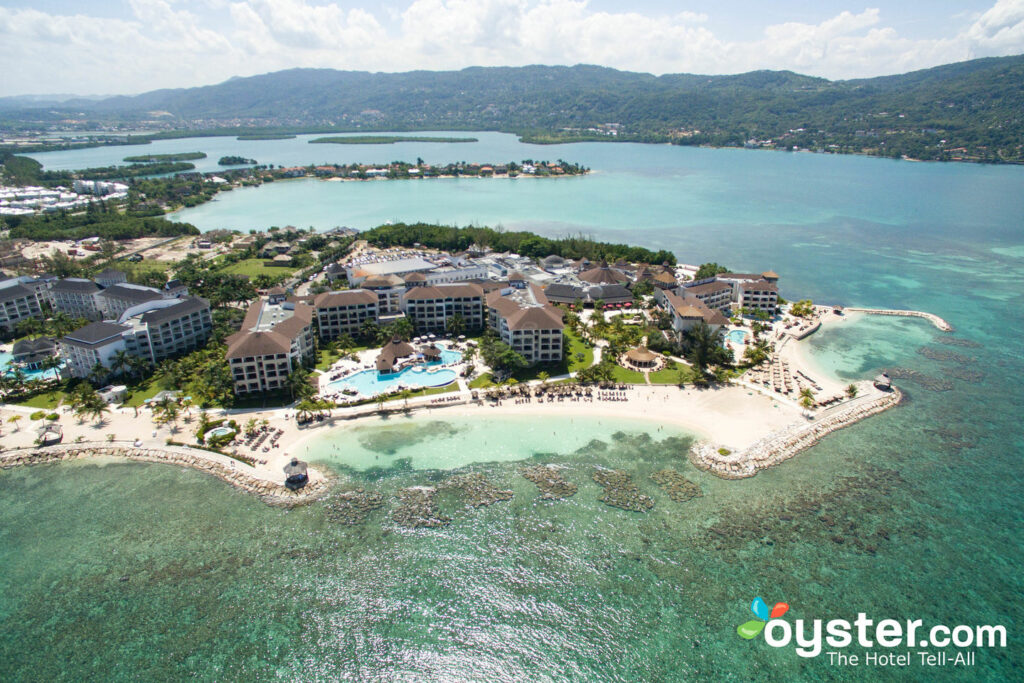 View of Secrets Wild Orchid Montego Bay
