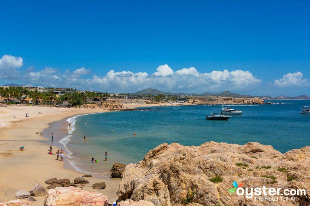 È sicuro nuotare a Playa el Chileno, che è vicino al Chileno Bay Resort / Oyster