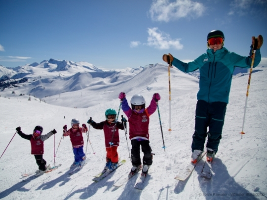 Become A Ski Instructor in Whistler With Our Training  Paid Work Project