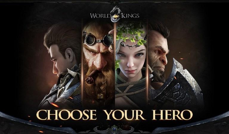 Yeni Başlayanlar İçin: World Of Kings