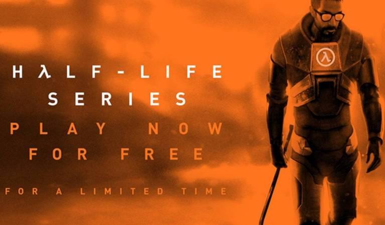 Tüm Half Life Oyunlar Steam Üzerinden 2 Ay Ücretsiz
