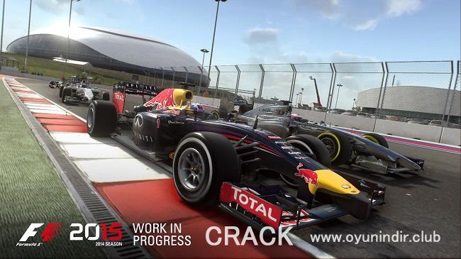 F1 2015 Crack