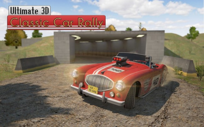 Ultimate Classic Car Rally Android
