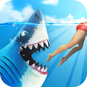 hungry shark indir android oyun club