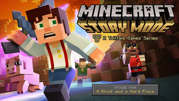 Minecraft Story Mode Episode 4 PC