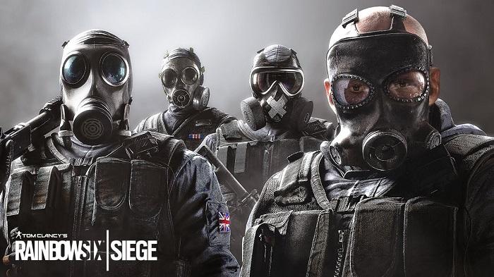 Tom Clancy's Rainbow Six Siege Update v1.2