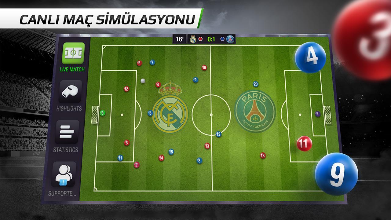 Football Manager 2019 Touch APK+OBB 19.3.4 (ARM) - MODAPKDL