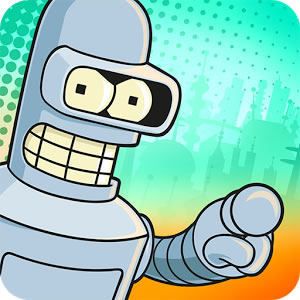 Futurama Game of Drones Android