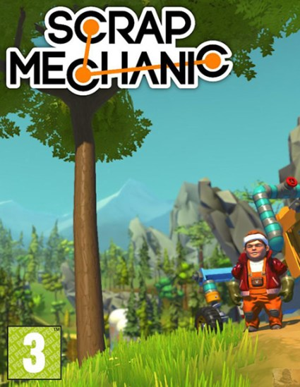 Scrap Mechanic PC