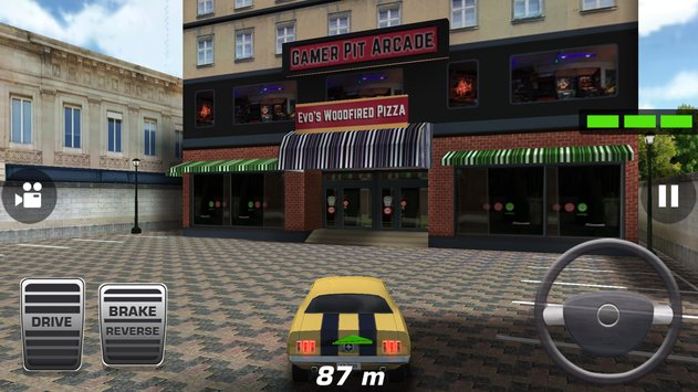 Arcade Driving School >> Car Driving Parking School Apk Indir V1 1 Oyun Indir Club