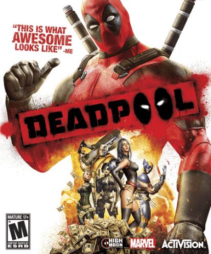 Deadpool The Game