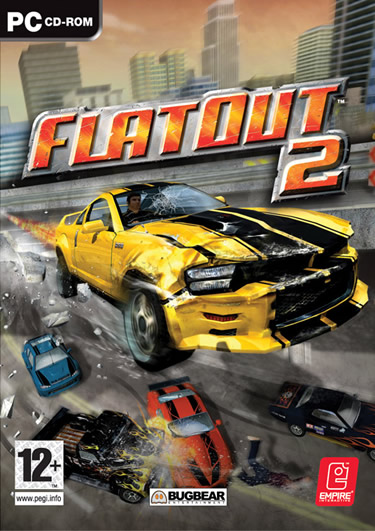 FlatOut 2 İndir – Full | Oyun İndir Club - Full PC ve Android Oyunları