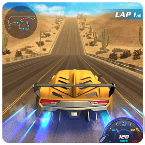 Drift car city traffic racer Android