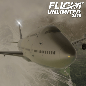 Flight Unlimited 2K16 HD Android