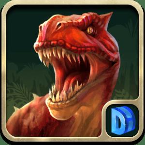 Dinosaur War Android