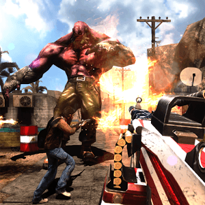 Rage Z Multiplayer Zombie FPS Android