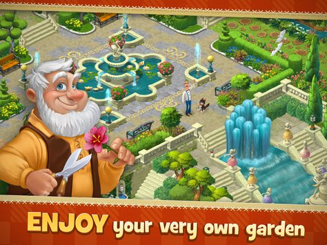 gardenscapes indir android oyun club