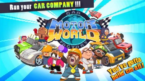 Motor World Car Factory >> Motor World Car Factory Apk Indir Para Hileli Mod 1 9025 Oyun