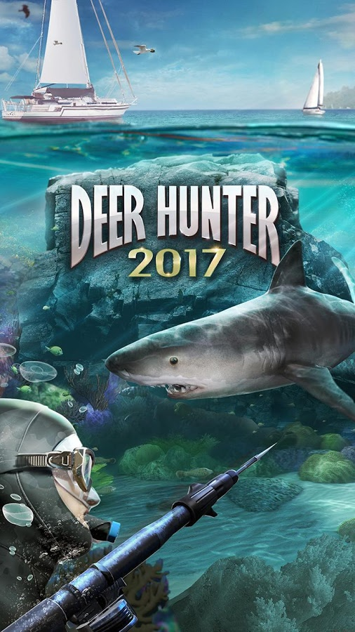 deer hunter 2017 apk mod 4.3.3