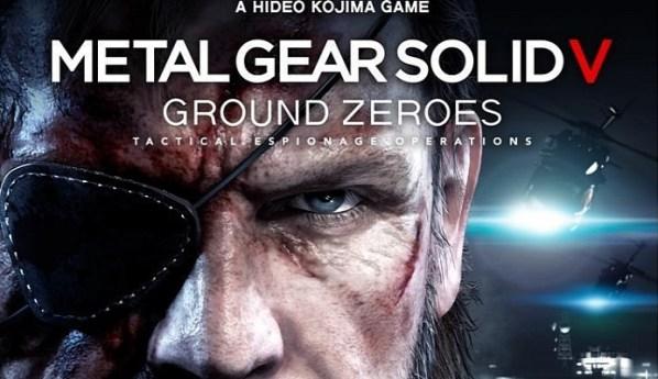 Metal Gear Solid V Ground Zeroes İndir – Full | Oyun İndir Club - Full