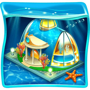 Aquapolis. Free city building! APK