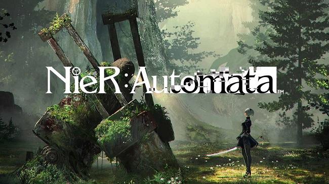 Nier Automata Nier Automata Aksiyon Pc Oyununu Full İndir