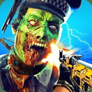 Zombie Invasion:Dead City HD APK
