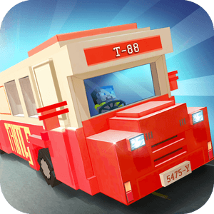 City Bus Simulator Craft Inc. APK