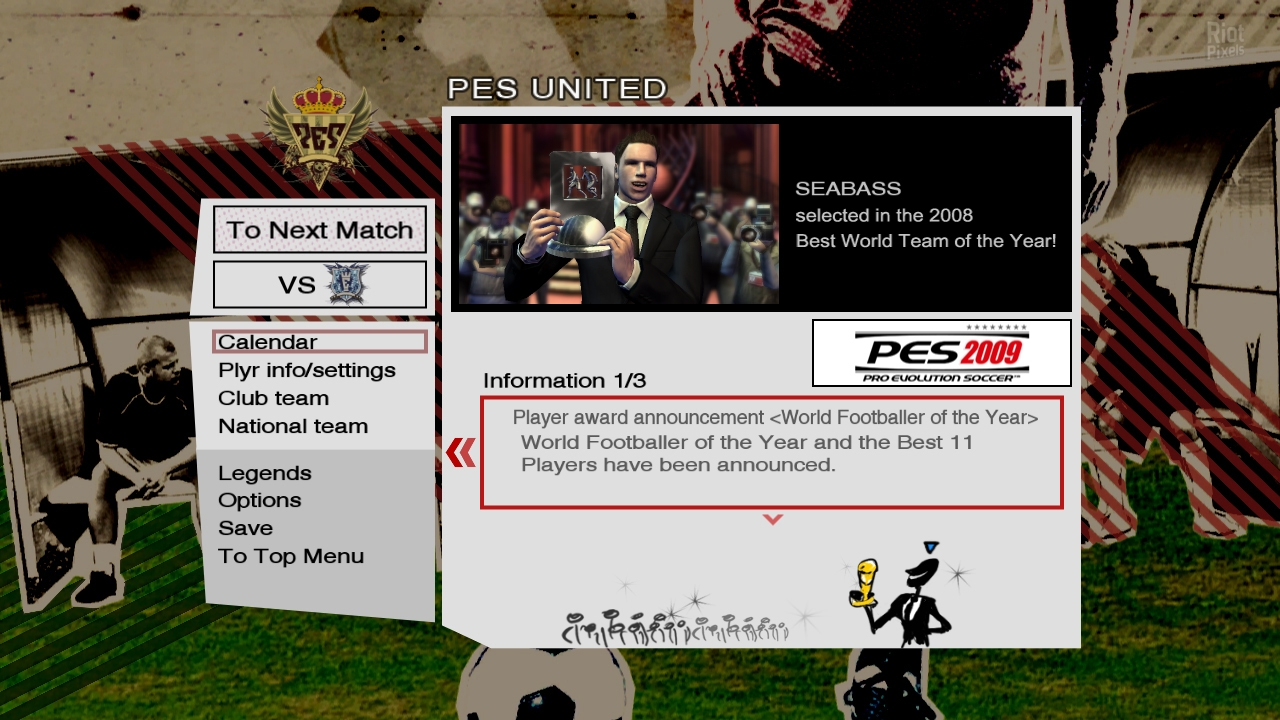 Pes 2009 İndir – Full | Oyun İndir Club - Full PC ve Android