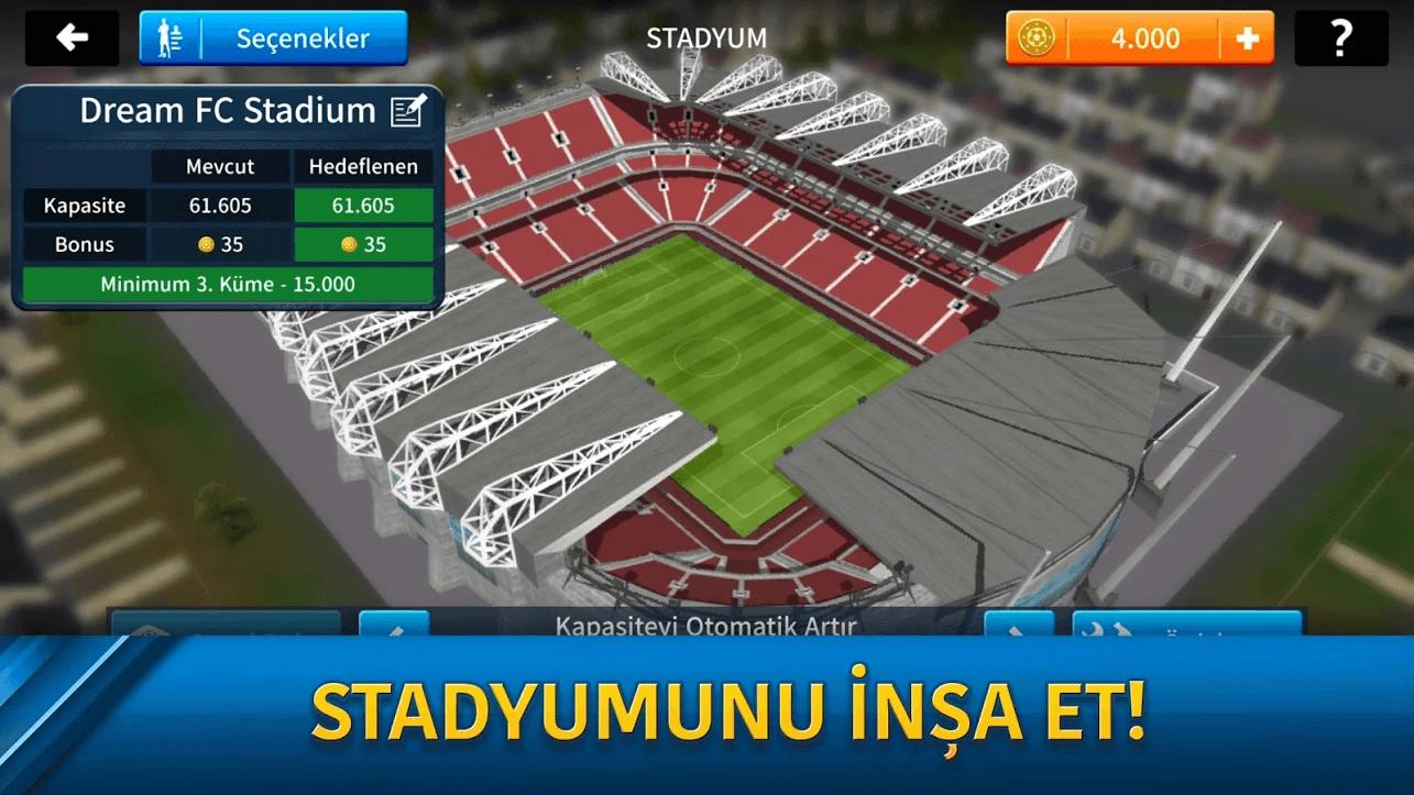 Oyun indir club dream league soccer 2019