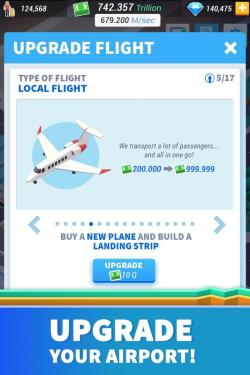 Idle Airport Tycoon Apk İndir – Para Hileli Mod 1.08 ...