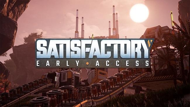Satisfactory İnşaat Yapma Oyununu Full İndir