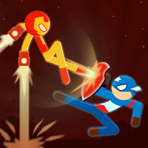 Stickman Fight Battle