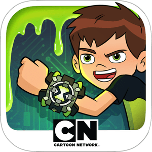 Ben 10 - Süper Slime Ben: Sonsuz Arcade Tırmanma