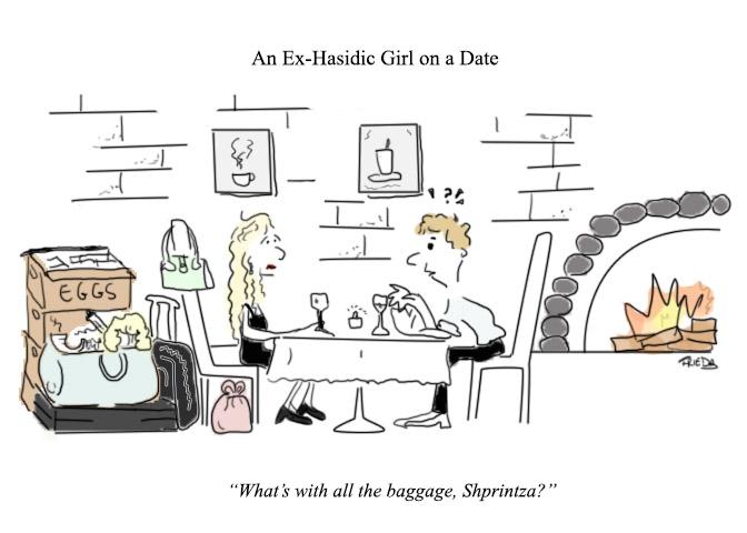ex hasidic girl date