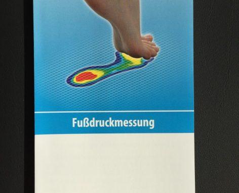 Анализ давления стопы в Германии