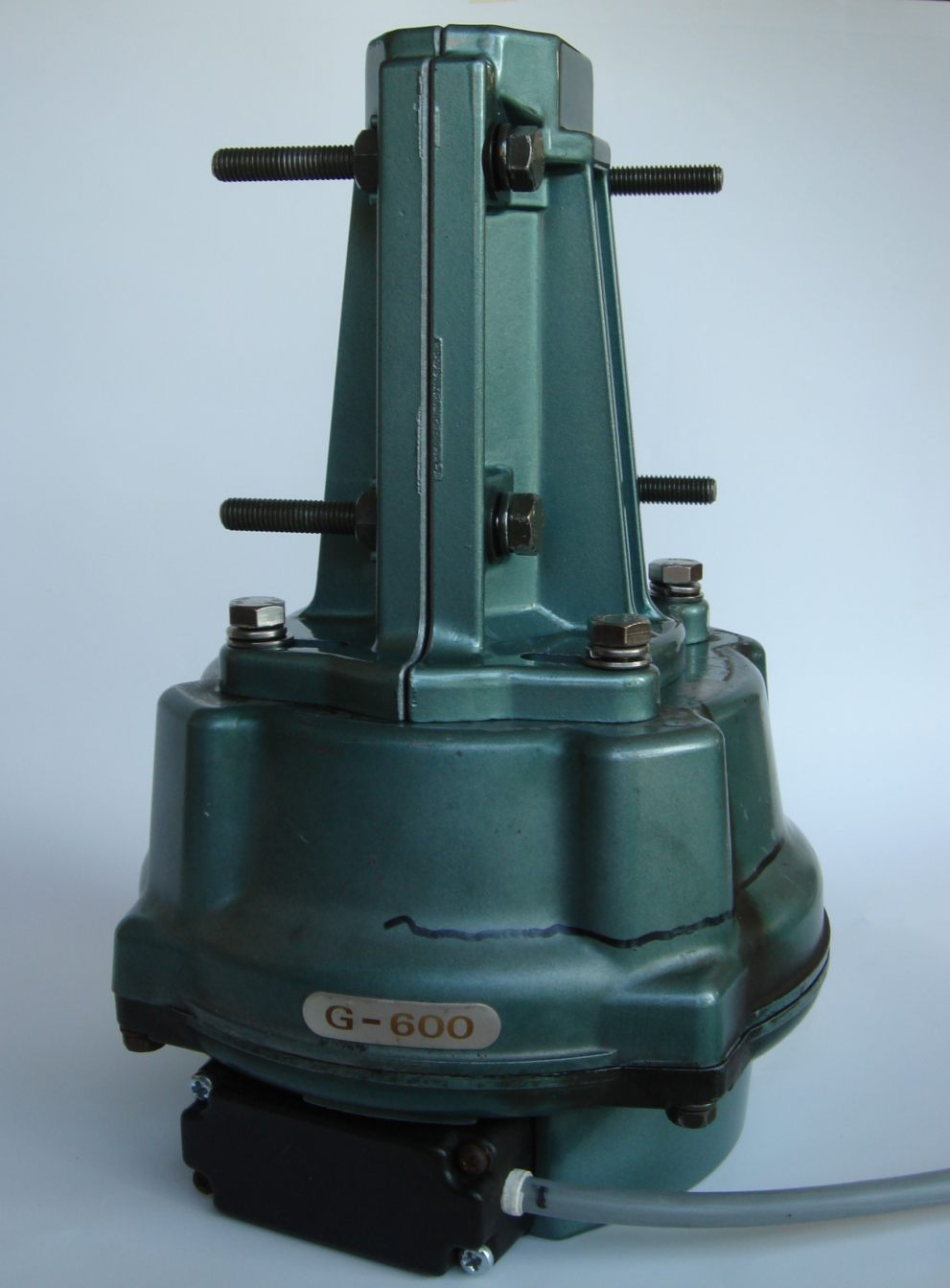 hight resolution of antenna rotator system