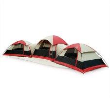 Ozark Trail 3-Dome Tents